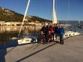 Skipper training - Bootsführerschein, Insel Krk, Kvarner, Nord Kroatien.